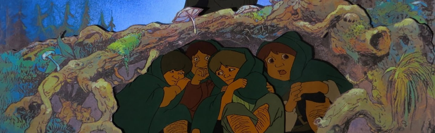 The Bonkers 'Lord of the Rings' Movie Trilogy No One Talks About