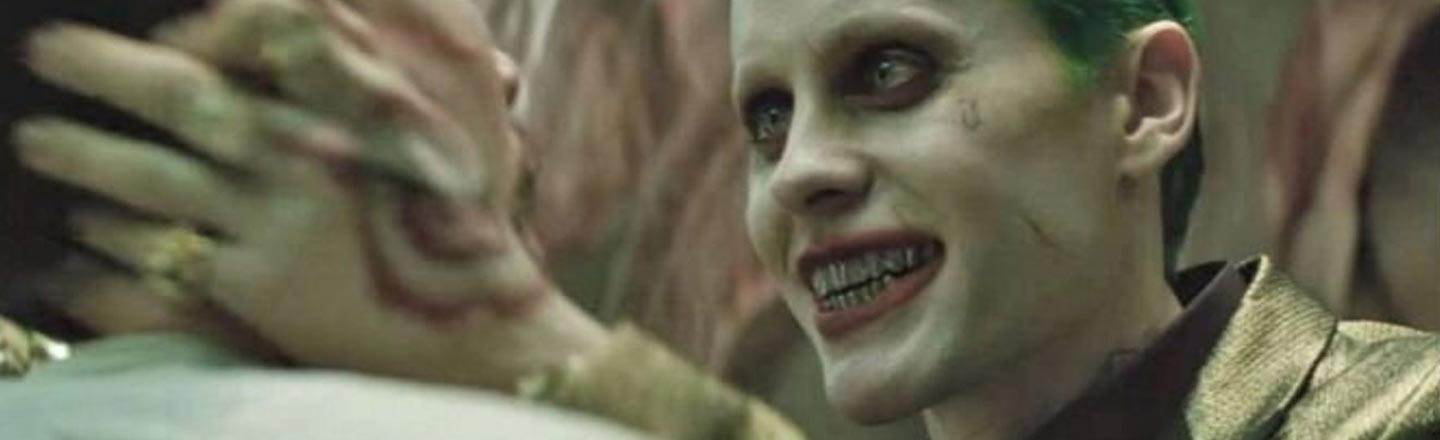 Let's Figure Out Why Jared Leto's Joker Didn't Win An Oscar