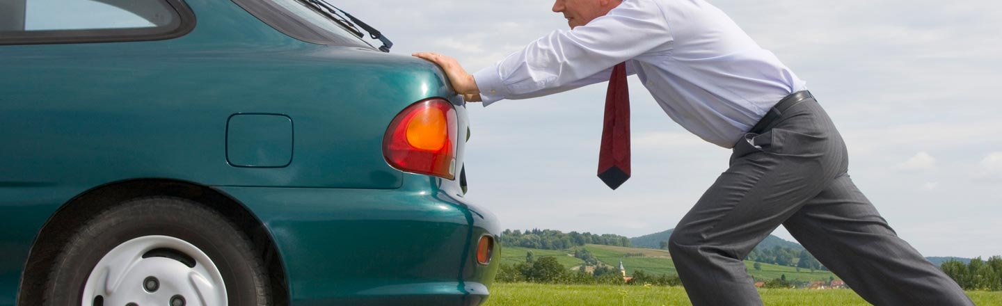5 Little-Known Ways You Suck At Owning A Car