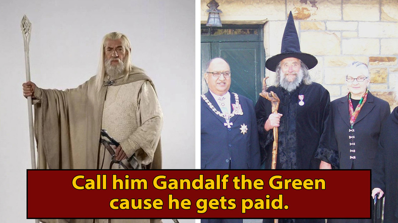 New Zealand's Government Has An Official Wizard On Payroll