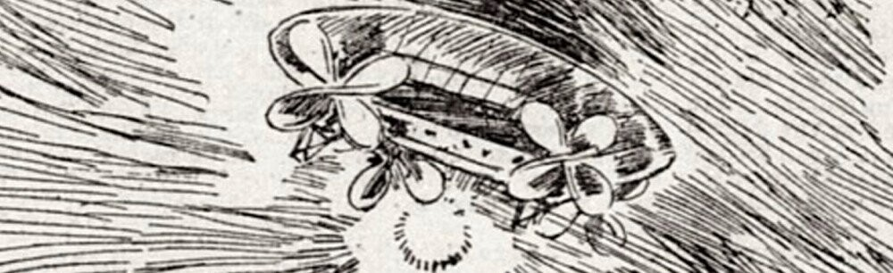 America's First UFO Sighting Was Way Earlier Than You Think
