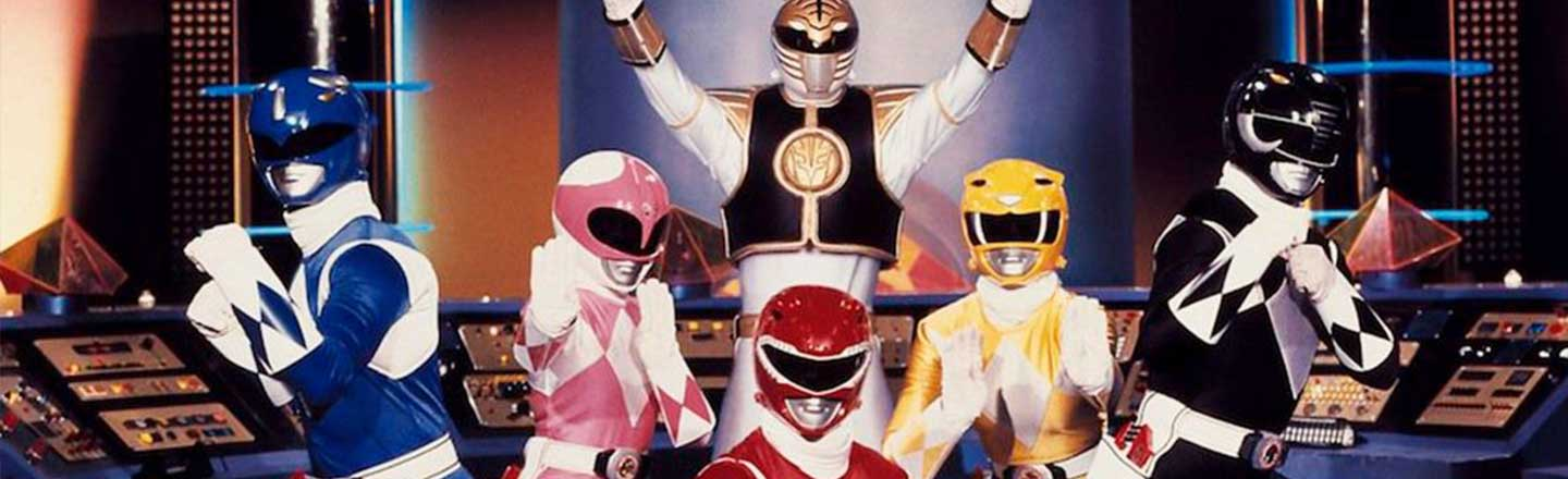 Who Is The Actual Worst Person On 'Power Rangers?'
