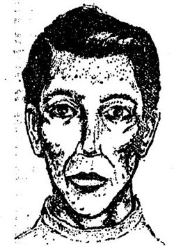5 Terrifying Serial Killers Who Never Got Caught - Charlie Chop-Off's police sketch