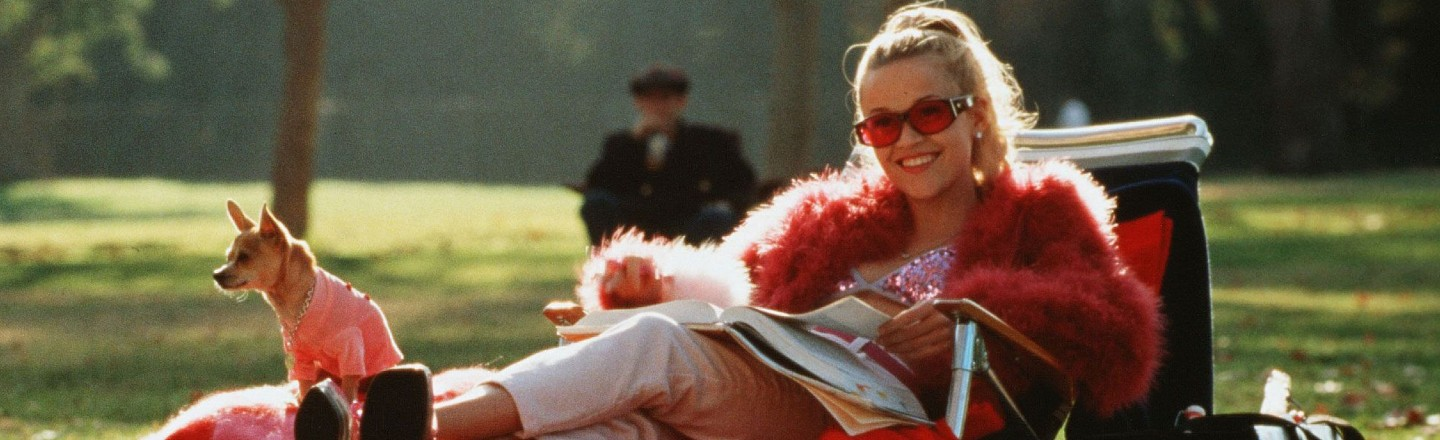 Movie Differences: Elle Woods In The 'Legally Blonde' Book Is A Monster
