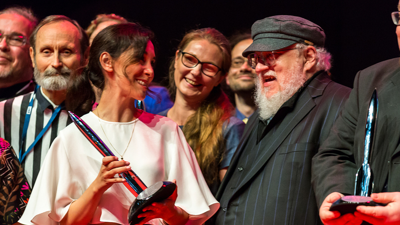 George R.R. Martin Got Into Some Racist Trouble At The Hugo Awards