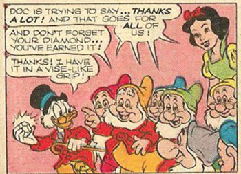 Why The 7 Dwarfs Were Slaves Of Scrooge McDuck