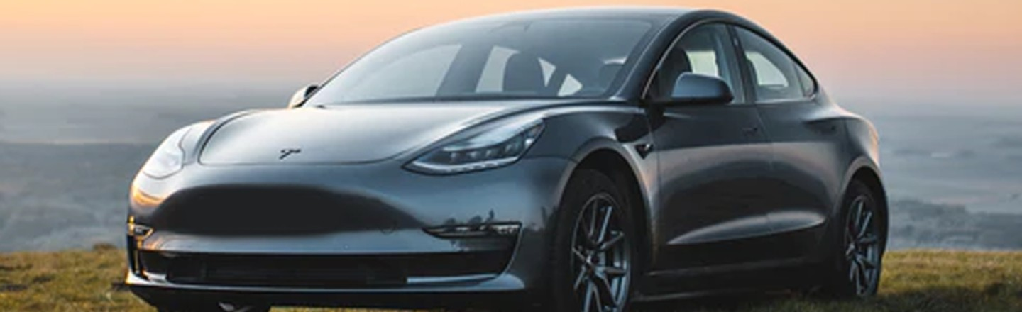 Donate to Charity, Win a Tesla