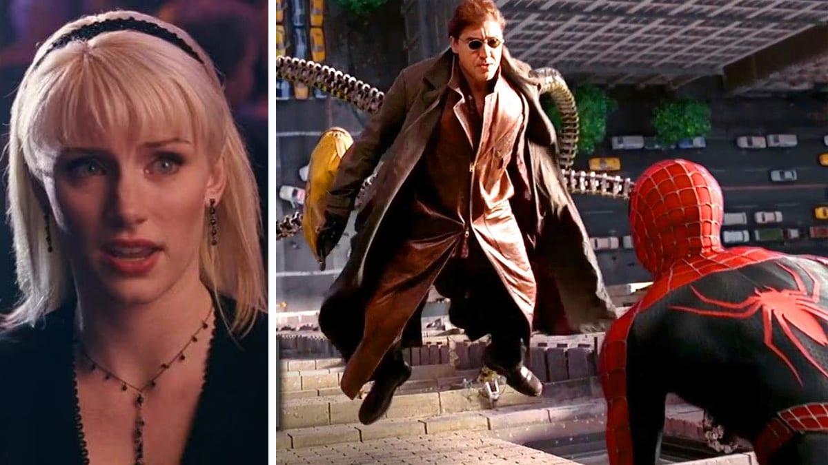 Sam Raimi's 'Spider-Man 2' Was Almost Waaay Darker