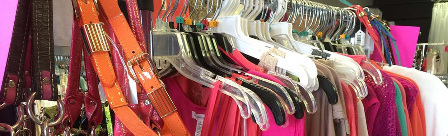The 7 Most Baffling Things About Women's Clothes