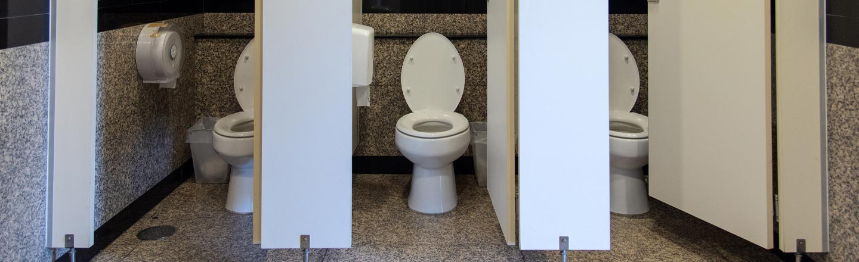Meet The Dystopian Toilet Designed To Make Work Suck