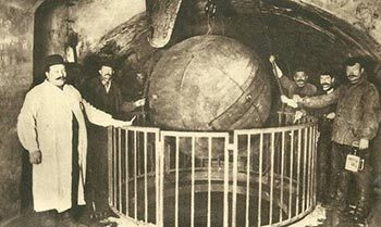 Like many problems of the past, what they lacked in technology, they compensated for with sheer balls.