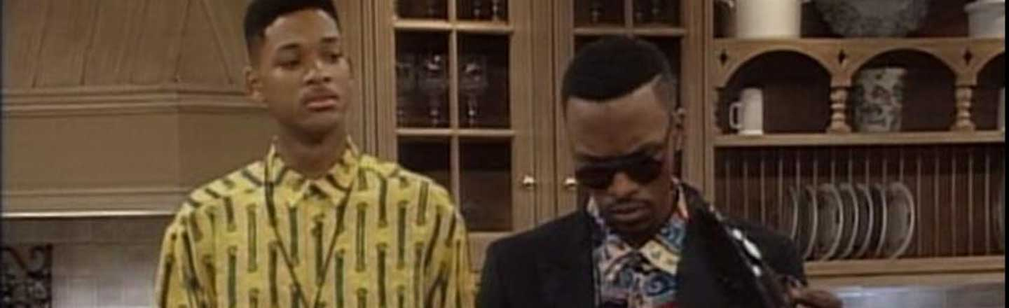 Jazz's Treatment On 'The Fresh Prince Of Bel-Air' Was Tragic