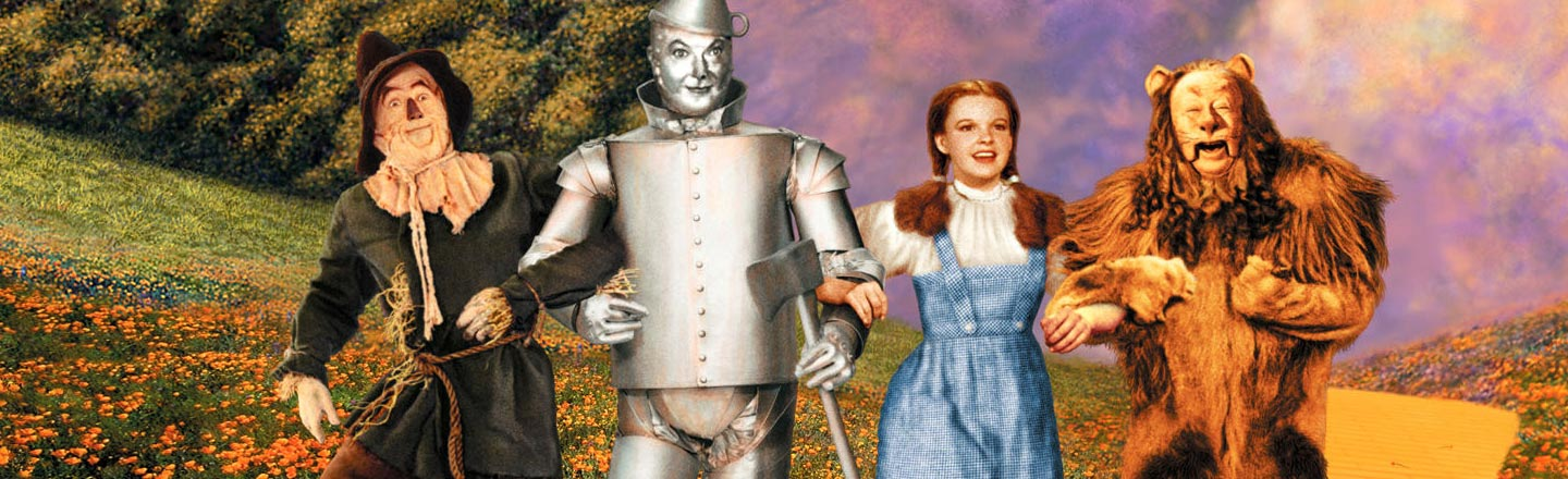 How One Tiny Change Completely Ruined The Wizard Of Oz