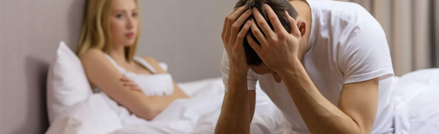 5 Things Men Do to Ruin Their Own Sex Lives