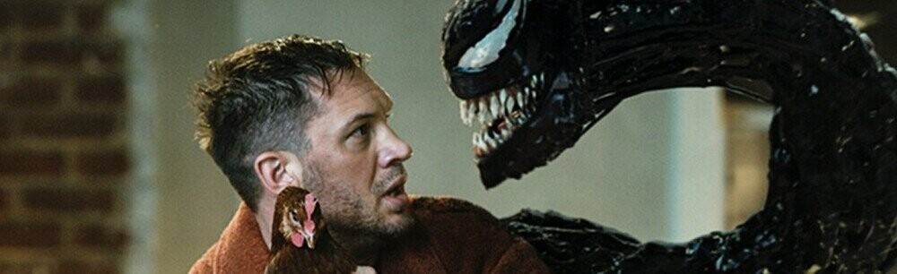 'Venom: Let There Be Carnage' is Like 'The Odd Couple', Tom Hardy Says