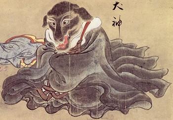 5 Spells That Prove Old-Timey Magic Was Bananas Stupid - an inugami dog spirit