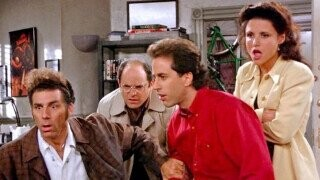 Jerry Seinfeld's Favorite 'Seinfeld' Gag Is A Very, Erm, Bold Choice