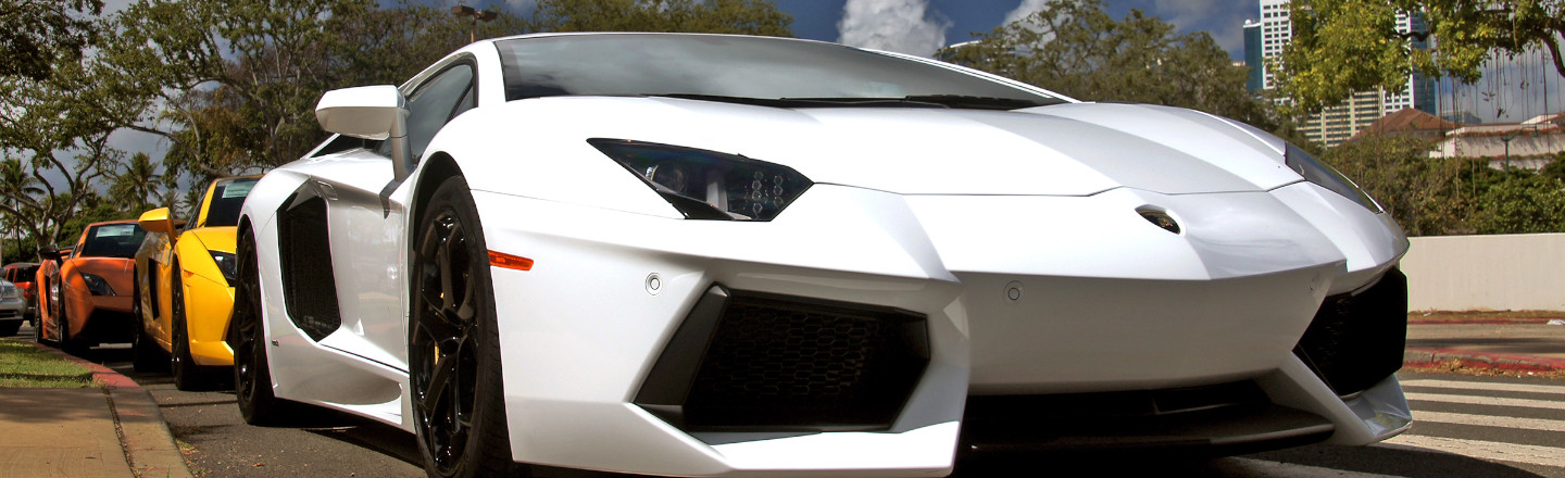 Baller Move: Five Year Old Pulled Over En Route To Buy Lambo
