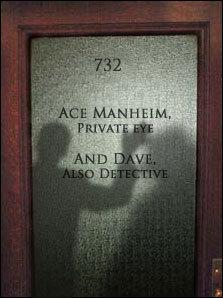 Ace Manheim: Meta-Detective ... Metective