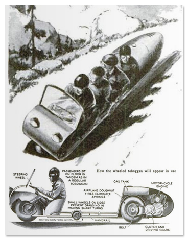 The 12 Most Ridiculous Old-Timey Transportation Innovations