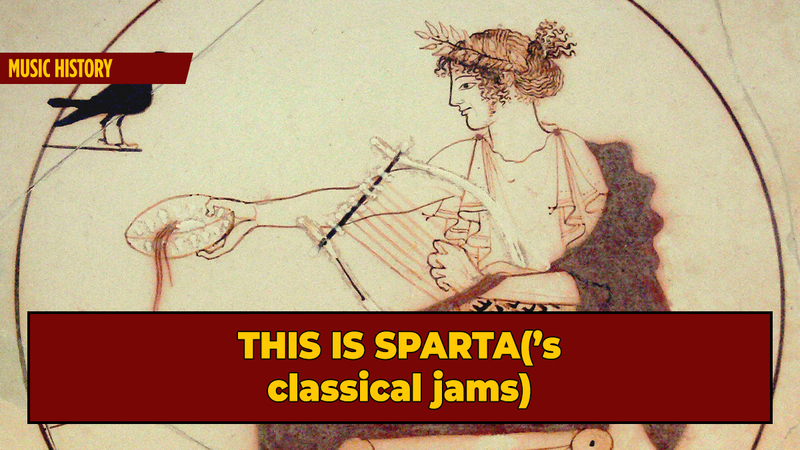 We've Learned How Ancient Greek Music Sounded (And It Goes Hard)