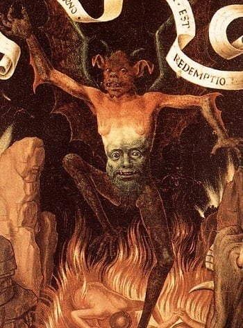 Satan! He's the most lit bae of all!