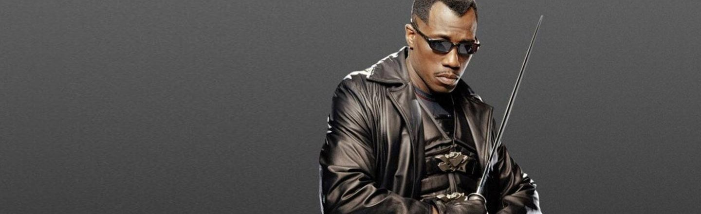 On The Eve Of Black Panther, Let's Give Blade Some Credit