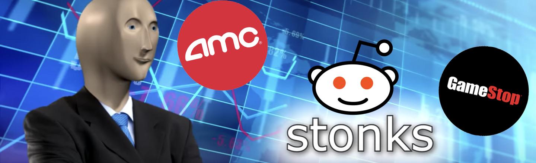 Reddit Investors Troll Wall Street Execs By Skyrocketing GameStop, AMC Stocks, Robinhood's Reaction Disappoints