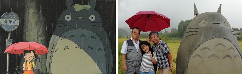 Grandparents Sculpt Life-Sized Totoro, Buy Lifetime Supply Of Grandkid Gratitude
