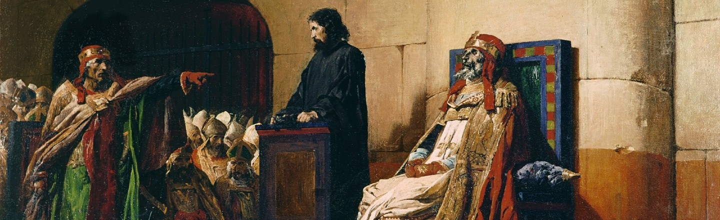 An Ancient Pope Put His Predecessor's Dead Body on Trial (Literally)