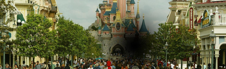 Hero Drops Acid At Disneyland Paris, Has Confusing Adventure