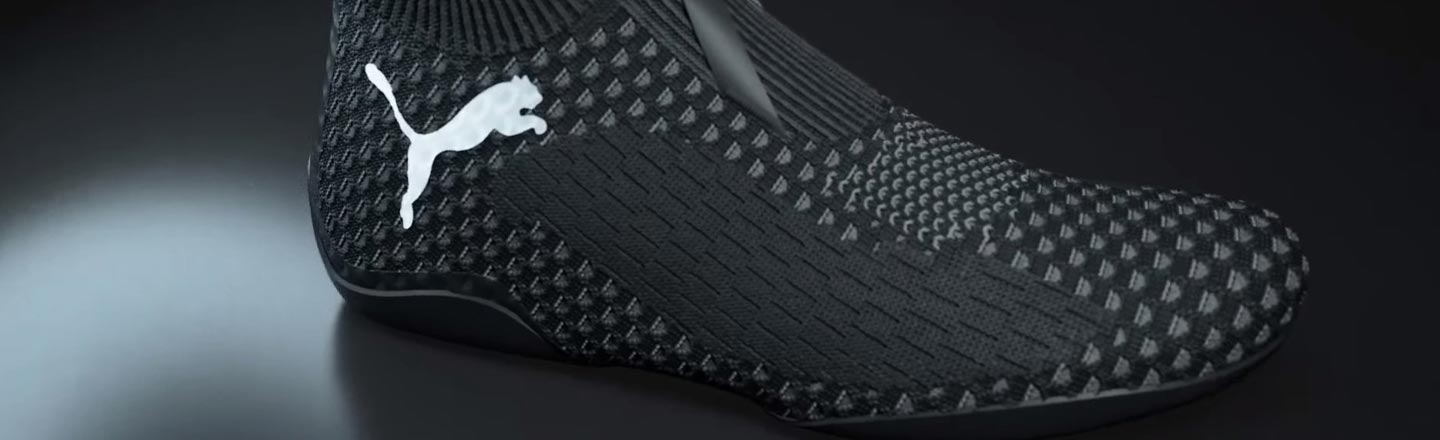Puma's eSports Shoe Is More Over-Engineered Sock Than Shoe