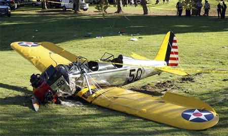 Hey, Harrison Ford, About These Planes ...