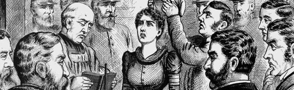 The Case For 'Jack the Ripper' Being 'Jill' All Along