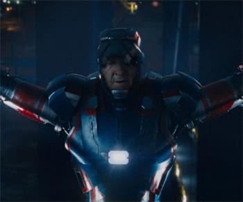 And even fewer lend themselves to the <a href=http://marvelcinematicuniverse.wikia.com/wiki/Matthew_Ellis target=_blank>president</a> wearing Iron Man armor.