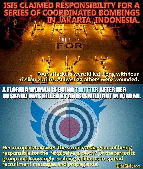 The 14 Most Insane Things Happening Right Now (1/19)