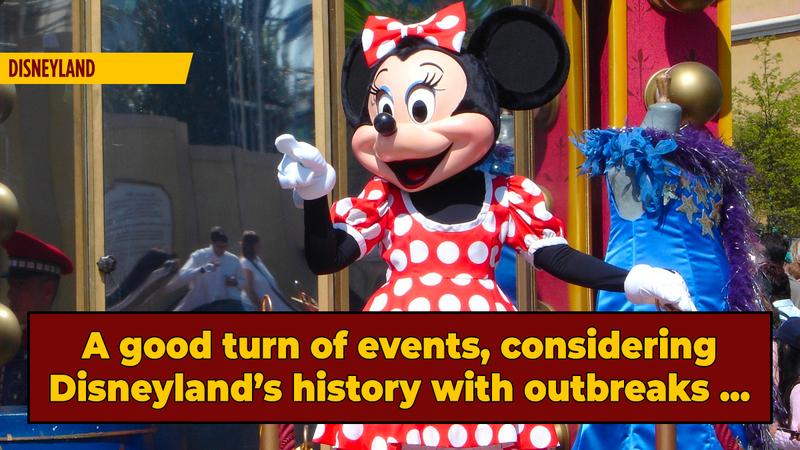 Disneyland Will Be a Vaccine