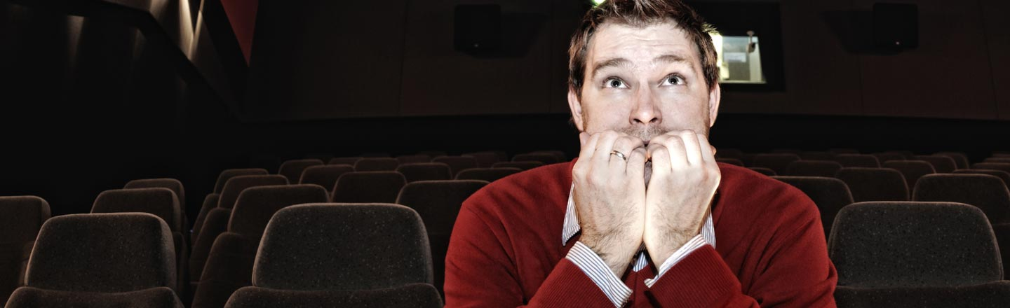 5 Ways Anxiety Can Ruin Virtually Every Movie You Watch