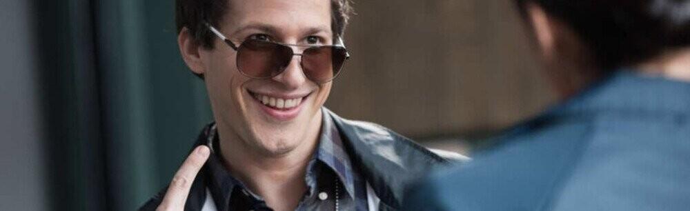 Jake From 'Brooklyn Nine-Nine' Is A Budding Creep