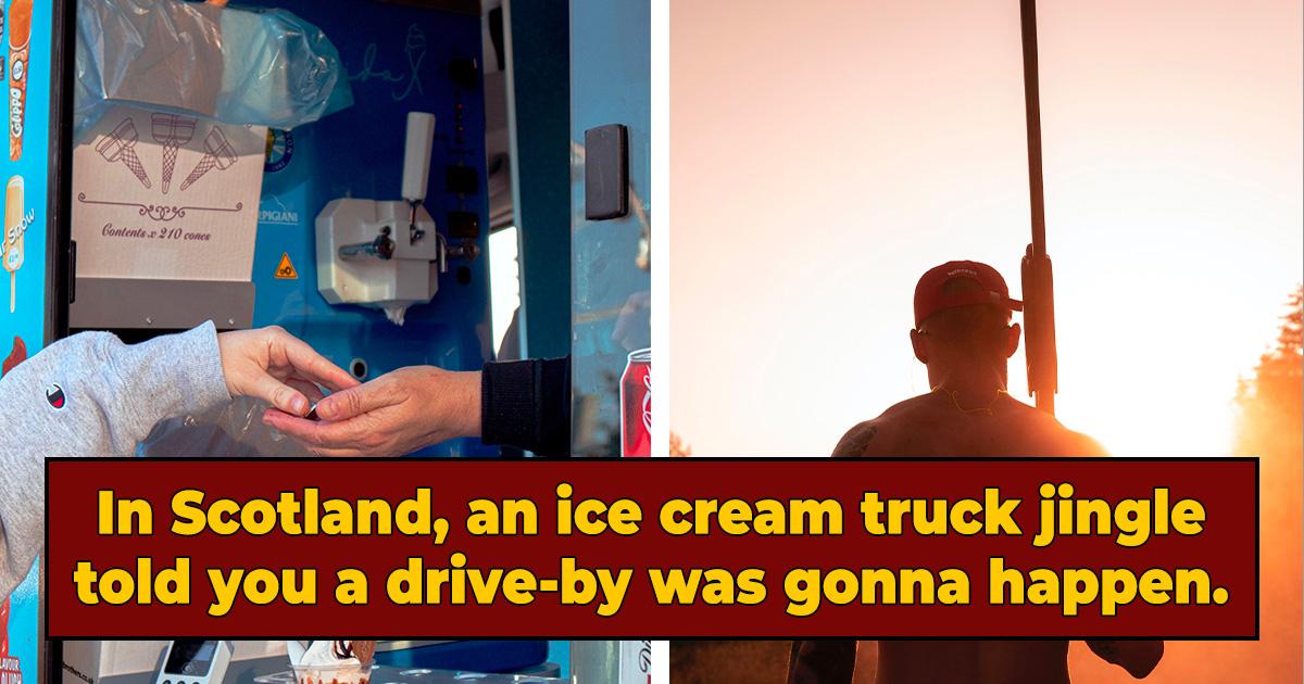The Glasgow Ice Cream Wars Traded Sprinkles For Shotguns