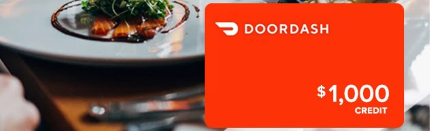 Support Local Restaurants and Eat Like Royalty with $1,000 Giveaway to DoorDash