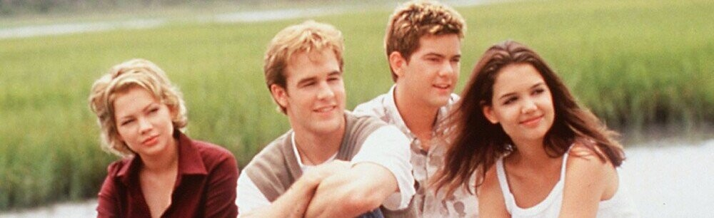 The 'Dawson's Creek' Kids' Lives Are Super Bleak Now, According to the Creator