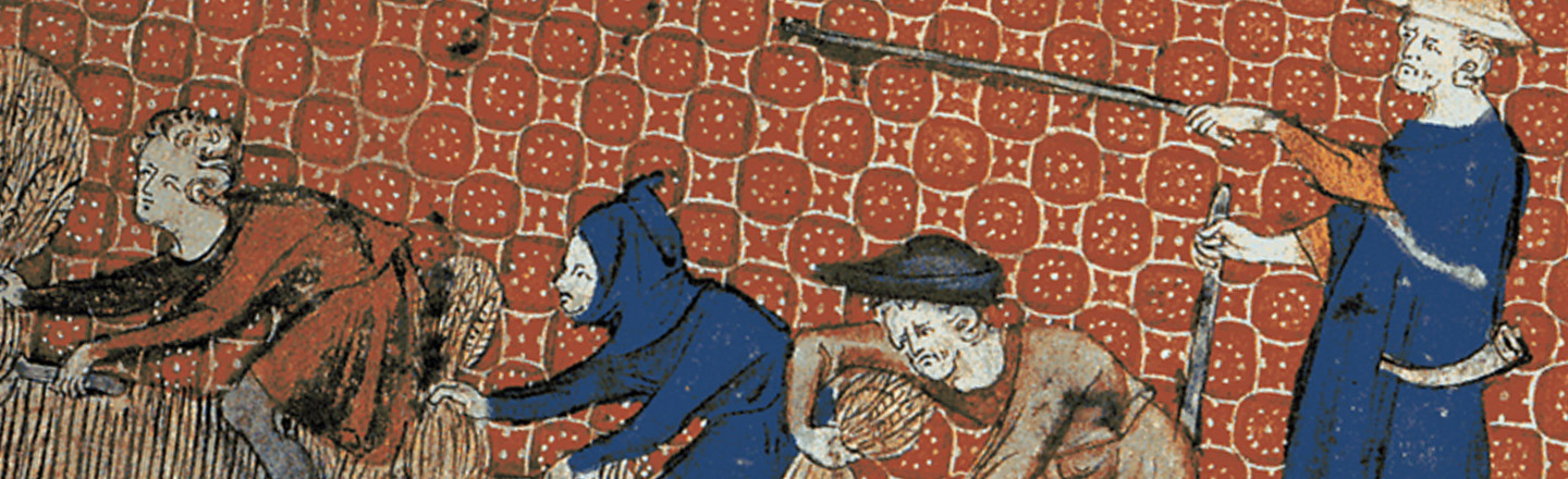 5 Horrifying Realities Of Daily Life Edited Out Of History