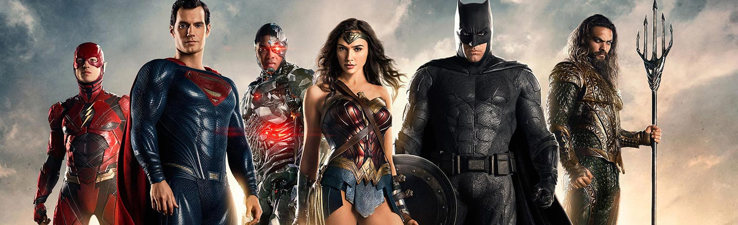 All The Possible Problems With 'Justice League'