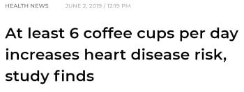 How Much Coffee Is Too Much Coffee? Science Has No Clue