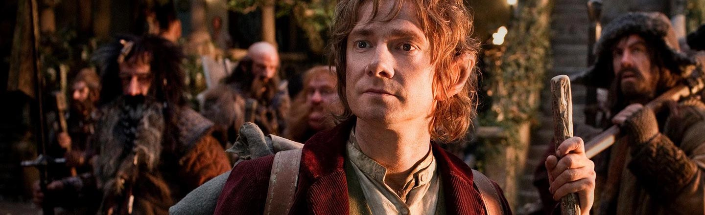 Are The Hobbit Movies Just An Adaptation Of Bilbo's Book?