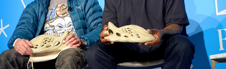 Kanye's New Eco-Friendly Shoe Looks Like An Alien Penis