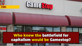 Gamestop Is Getting Wilder By The Second