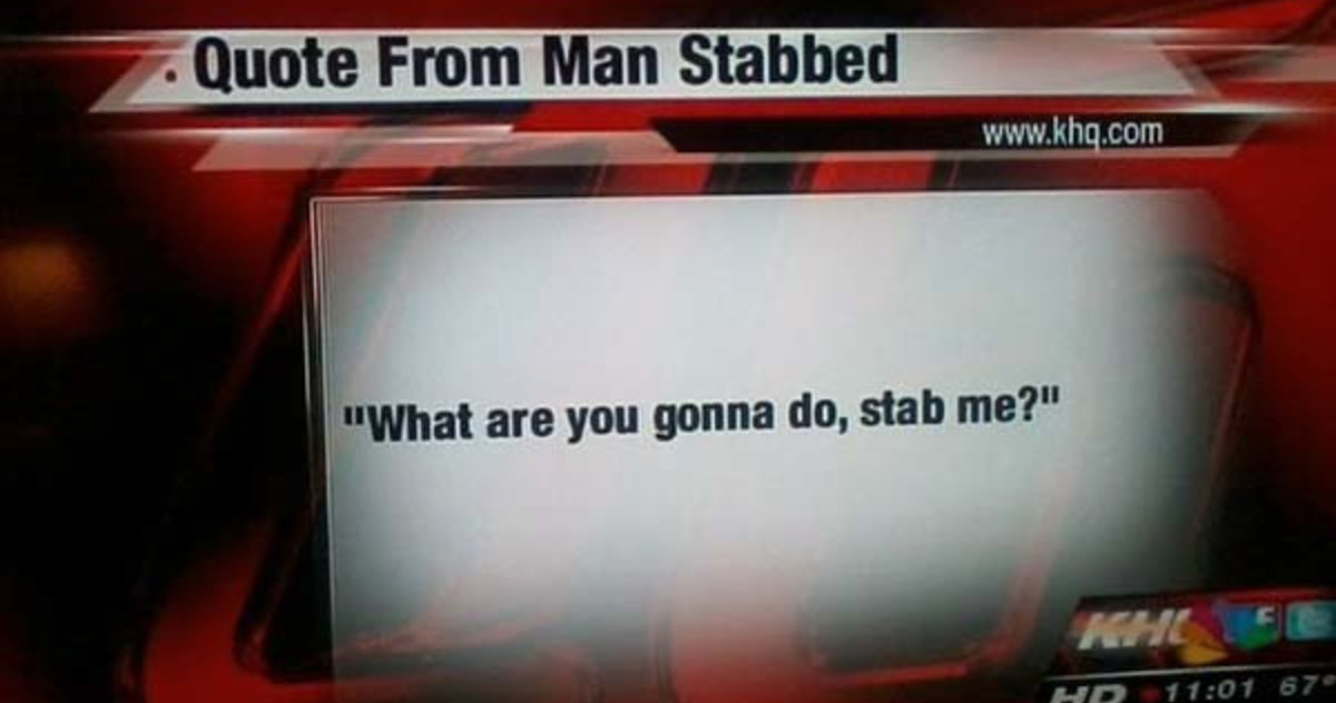 5 Awful Stories You Shouldnt Laugh At But Probably Will Crackedcom