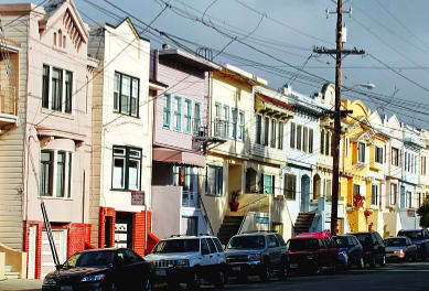 Crap runs downhill, and San Francisco has plenty of both.
